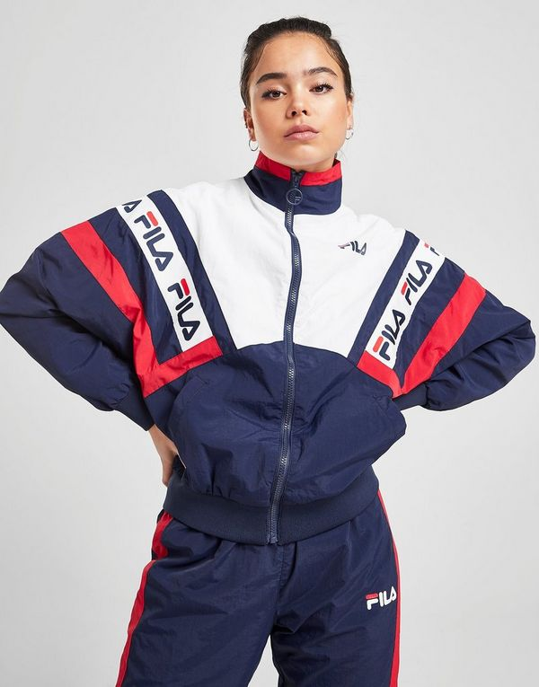 Fila Colour Block Trainingsjacke Damen | JD Sports