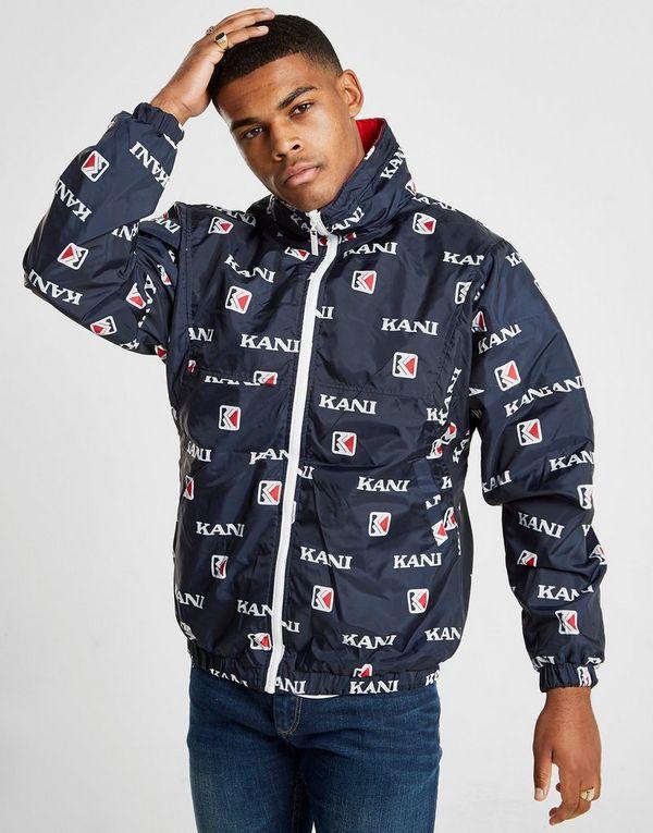 najlepszy design taniej nowy haj Karl Kani Reversible All Over Print Jacket | JD Sports Ireland