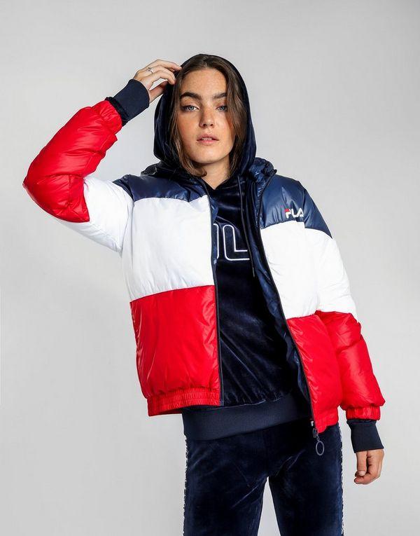 0c4707d9fefe FILA Colour Block Jacket
