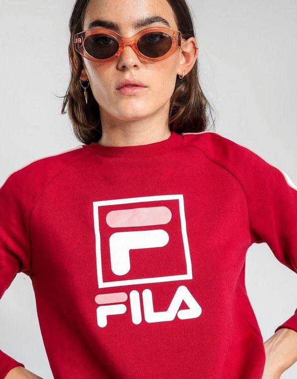 b72a016dd1a FILA Box Logo crew Sweatshirt