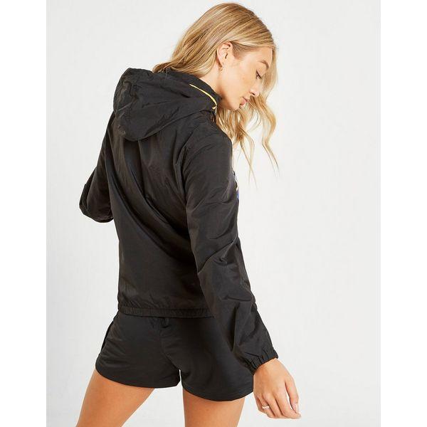 Umbro Logo Full Zip Windbreaker Jacket Dames