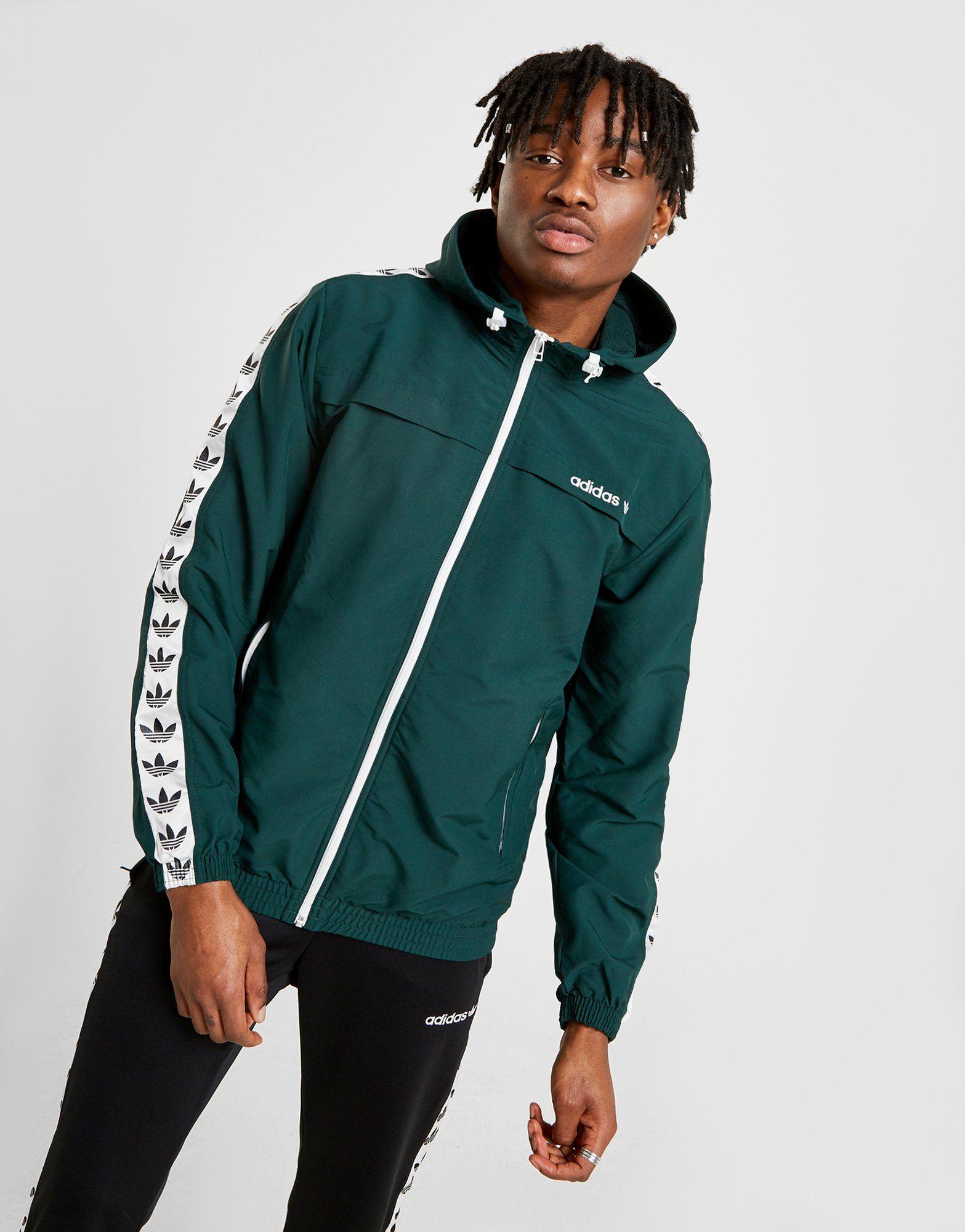adidas Originals Tape Windrunner Jacket