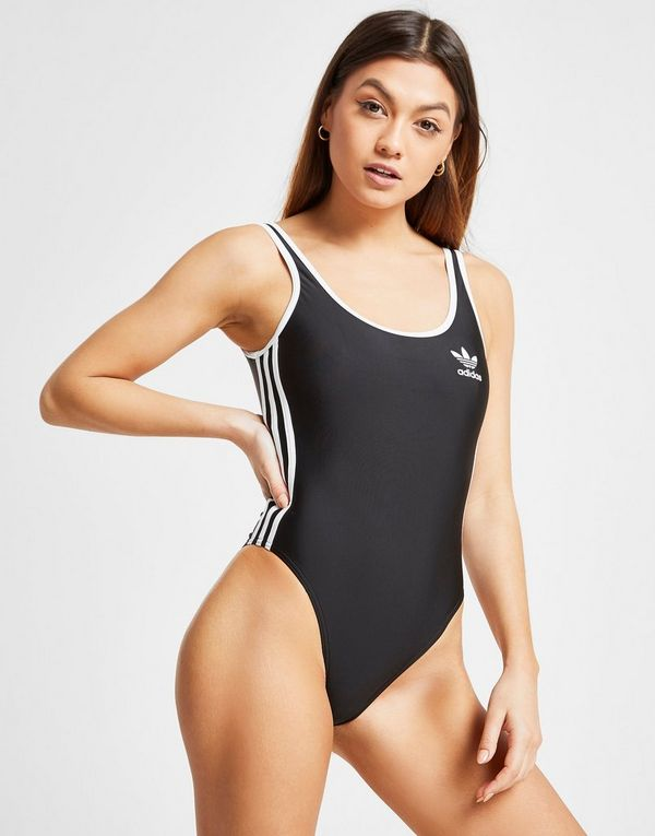 adidas Originals 3-Stripes Swimsuit Dames
