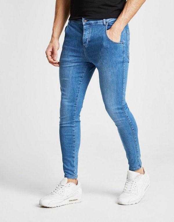 a69a8c36f5068d SikSilk Skinny Denim Jeans
