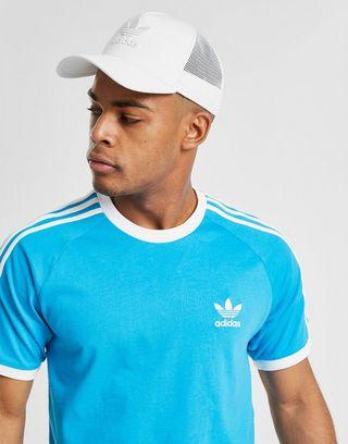 California Short Sleeve T shirt Blue