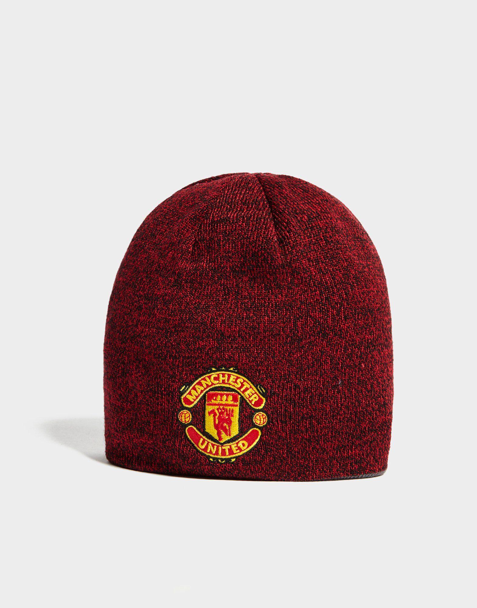 New Era Manchester United FC Red Devils Berretto Reversibile