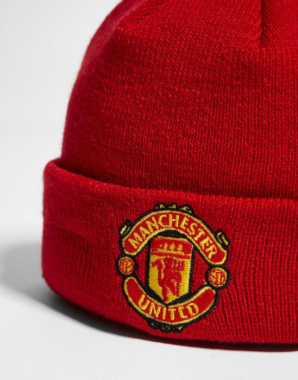 New Era Manchester United FC Basic Cuff Beanie Hat Infant  fc6f76b795d