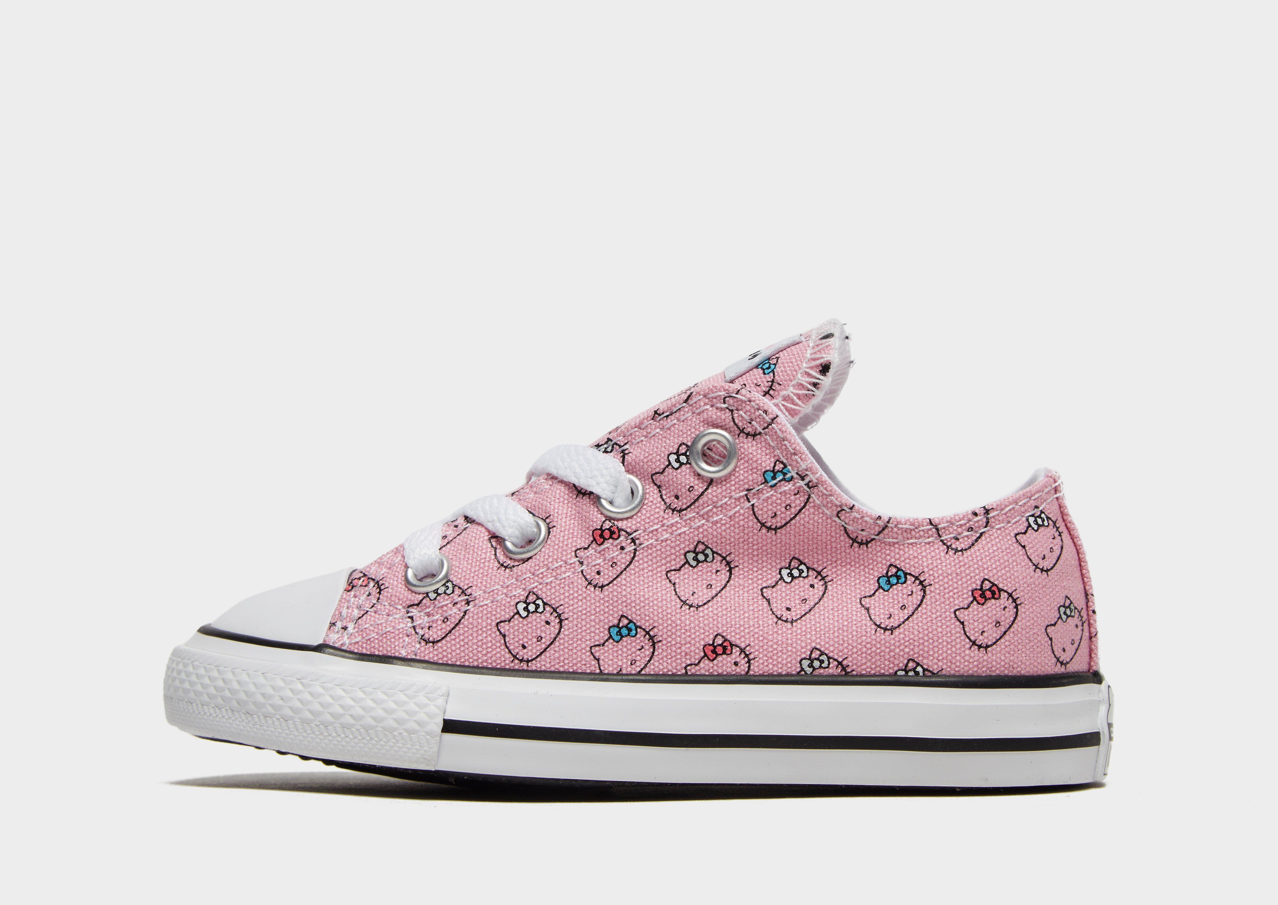 Converse x Hello Kitty All Star Ox Infant  692405f3c