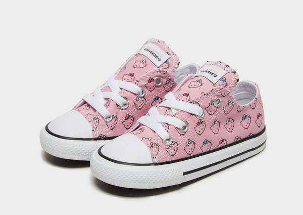e68d4f891253 Converse x Hello Kitty All Star Ox Infant