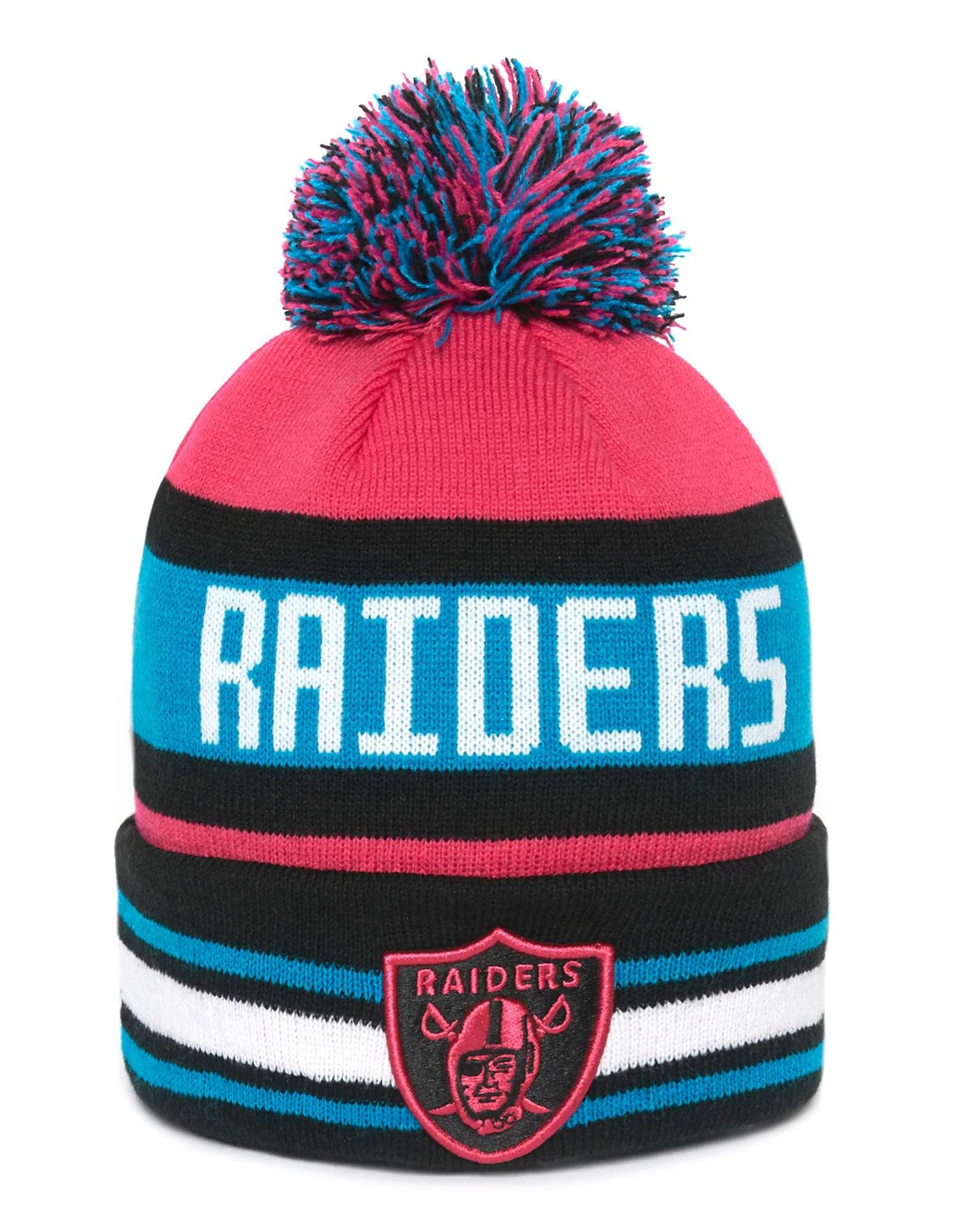 New Era NFL Oakland Raiders The Jake Knitted Hat