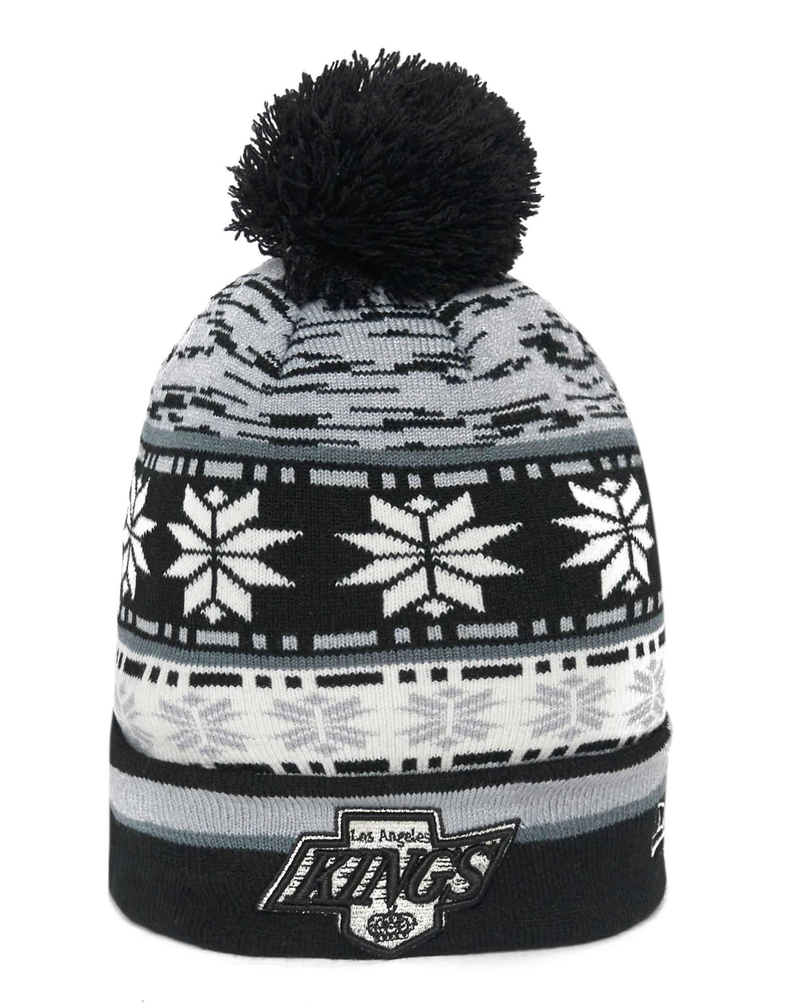 New Era NHL Los Angeles Kings Blizzard Bobble Hat