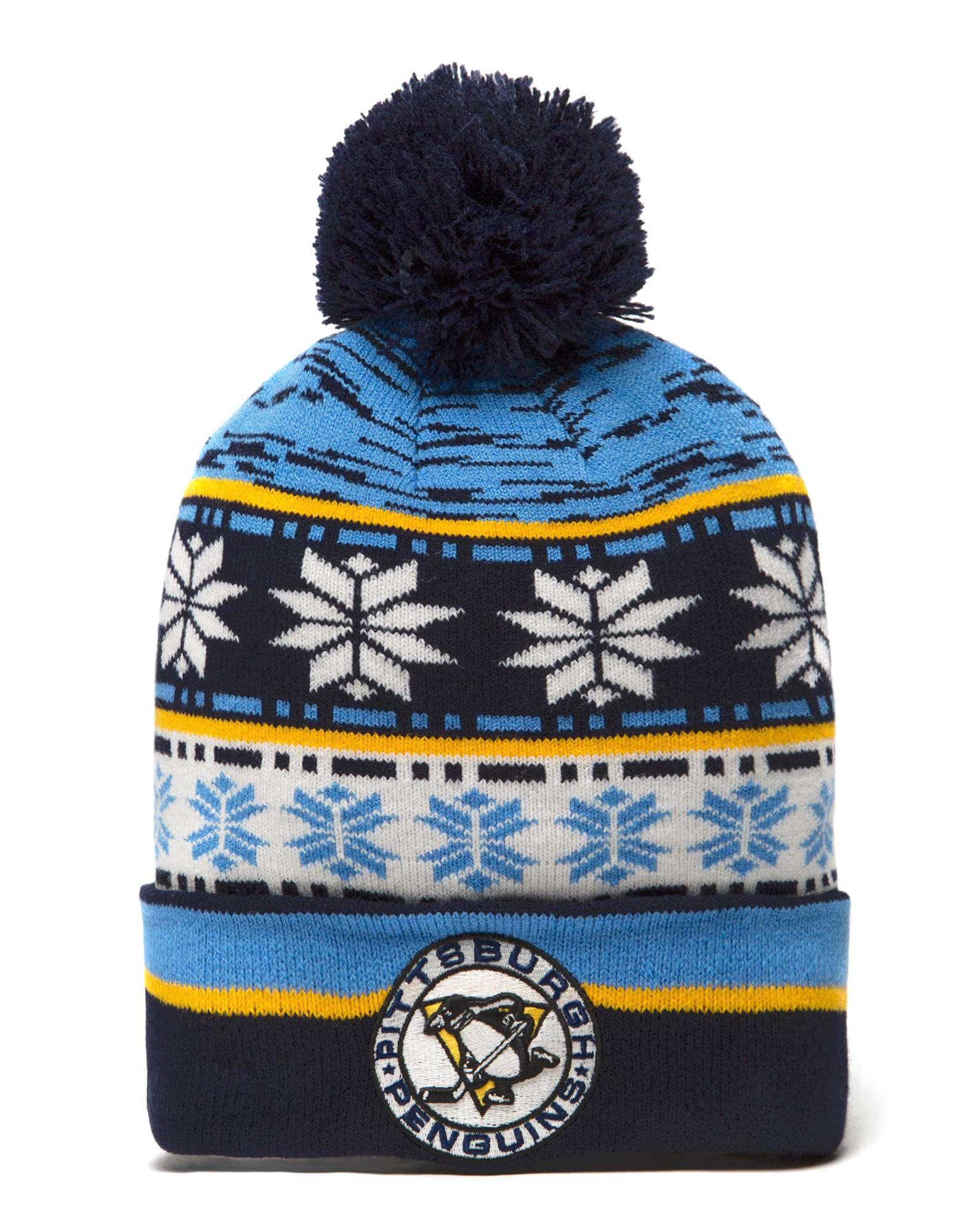 New Era NHL Pittsburgh Penguins Blizzard Bobble Hat