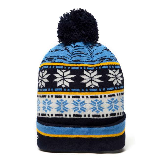 New Era NHL Pittsburgh Penguins Blizzard Bobble Hat
