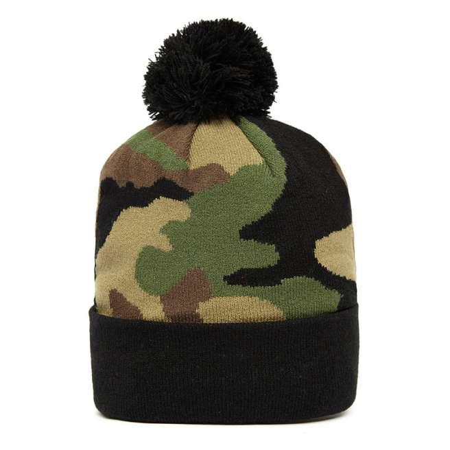 New Era NFL Oakland Raiders Camouflage Bobble Hat