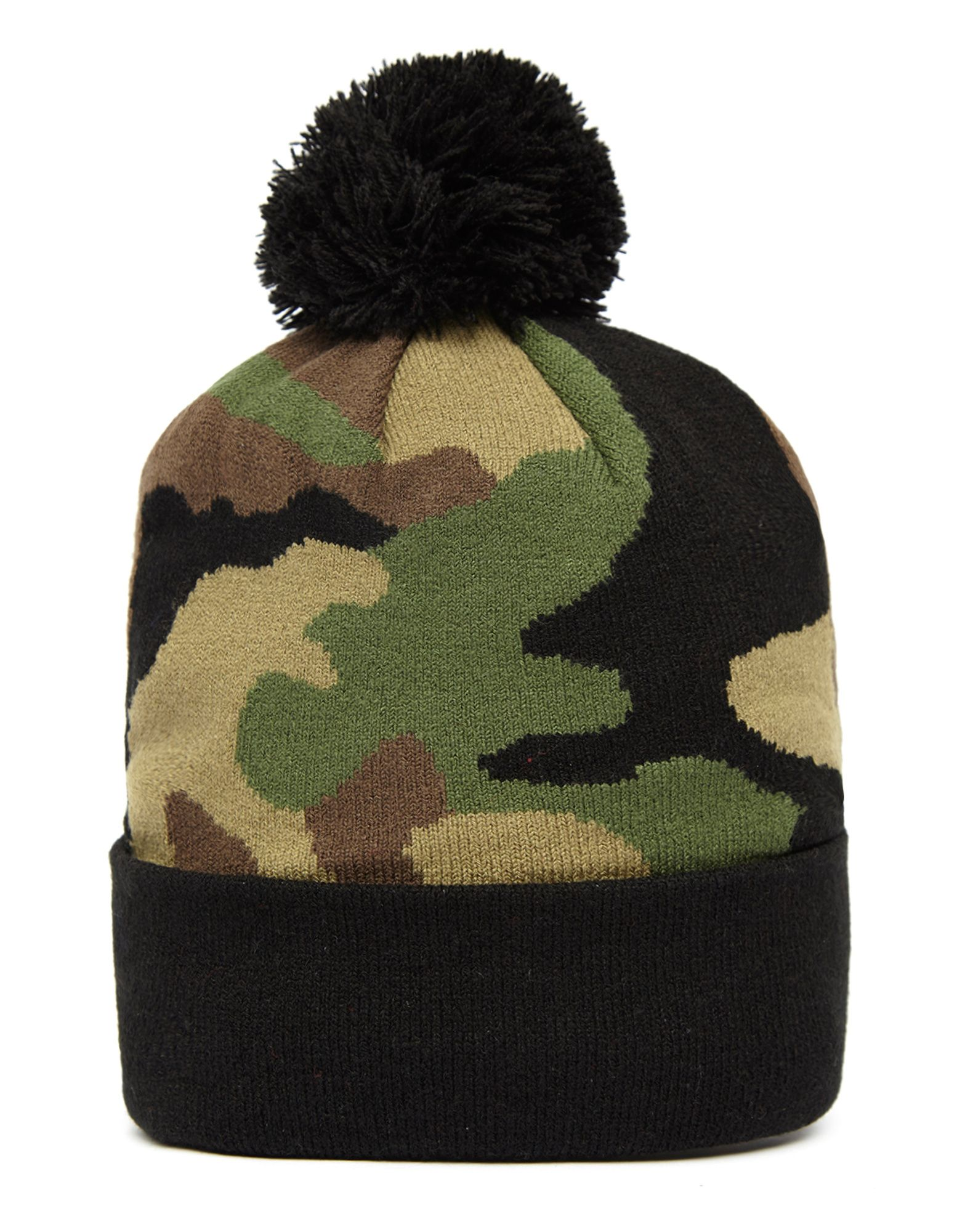 New Era NFL Oakland Raiders Camouflage Bobble Hat