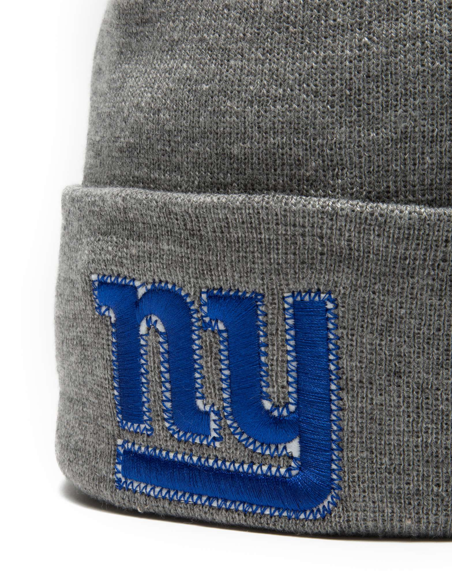 New Era NFL New York Giants Wide Grey Hat