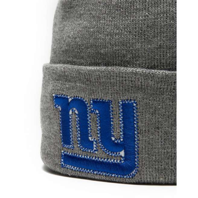 New Era NFL New York Giants Wide Grey Hat
