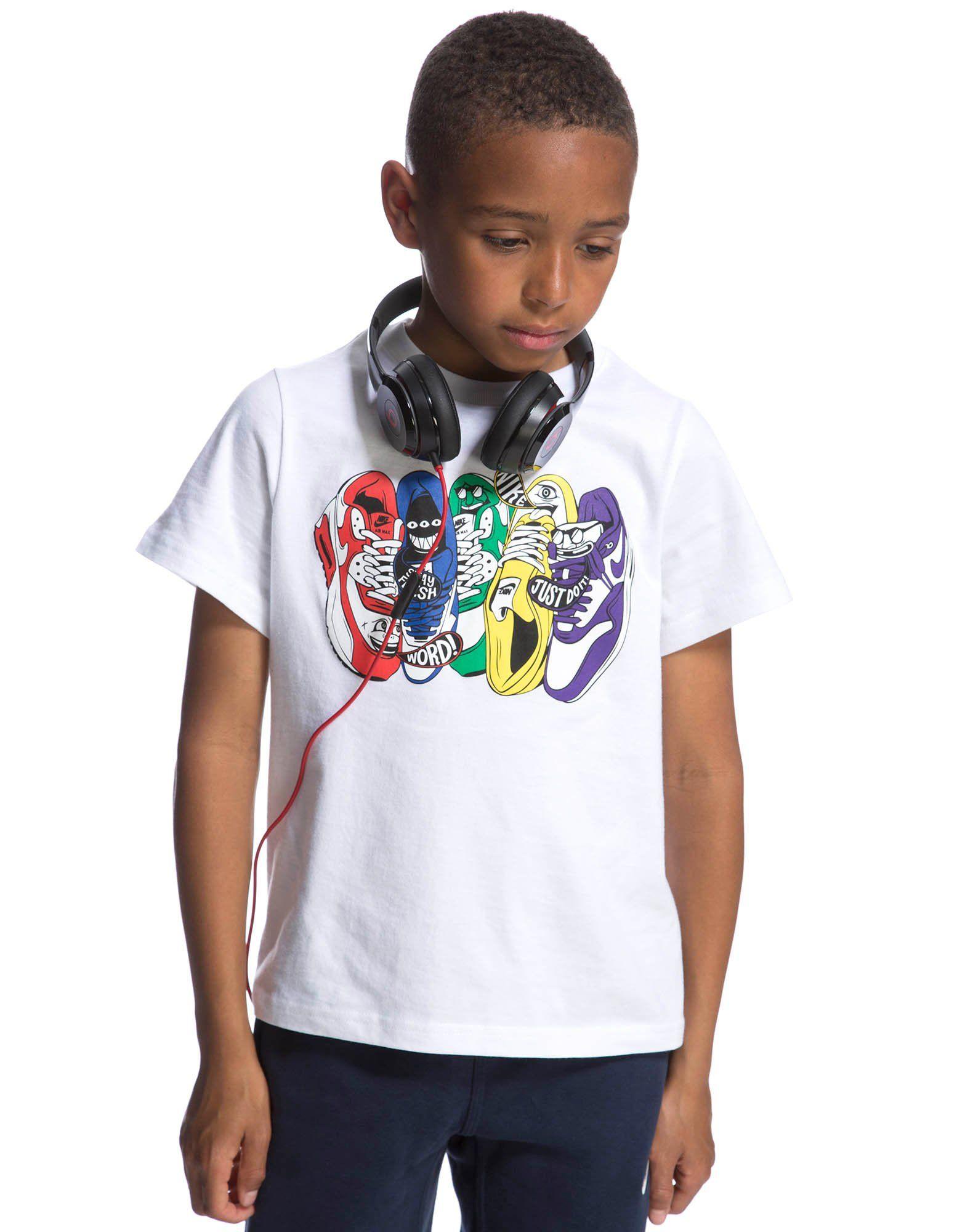 Nike Talking Fresh T-Shirt Junior