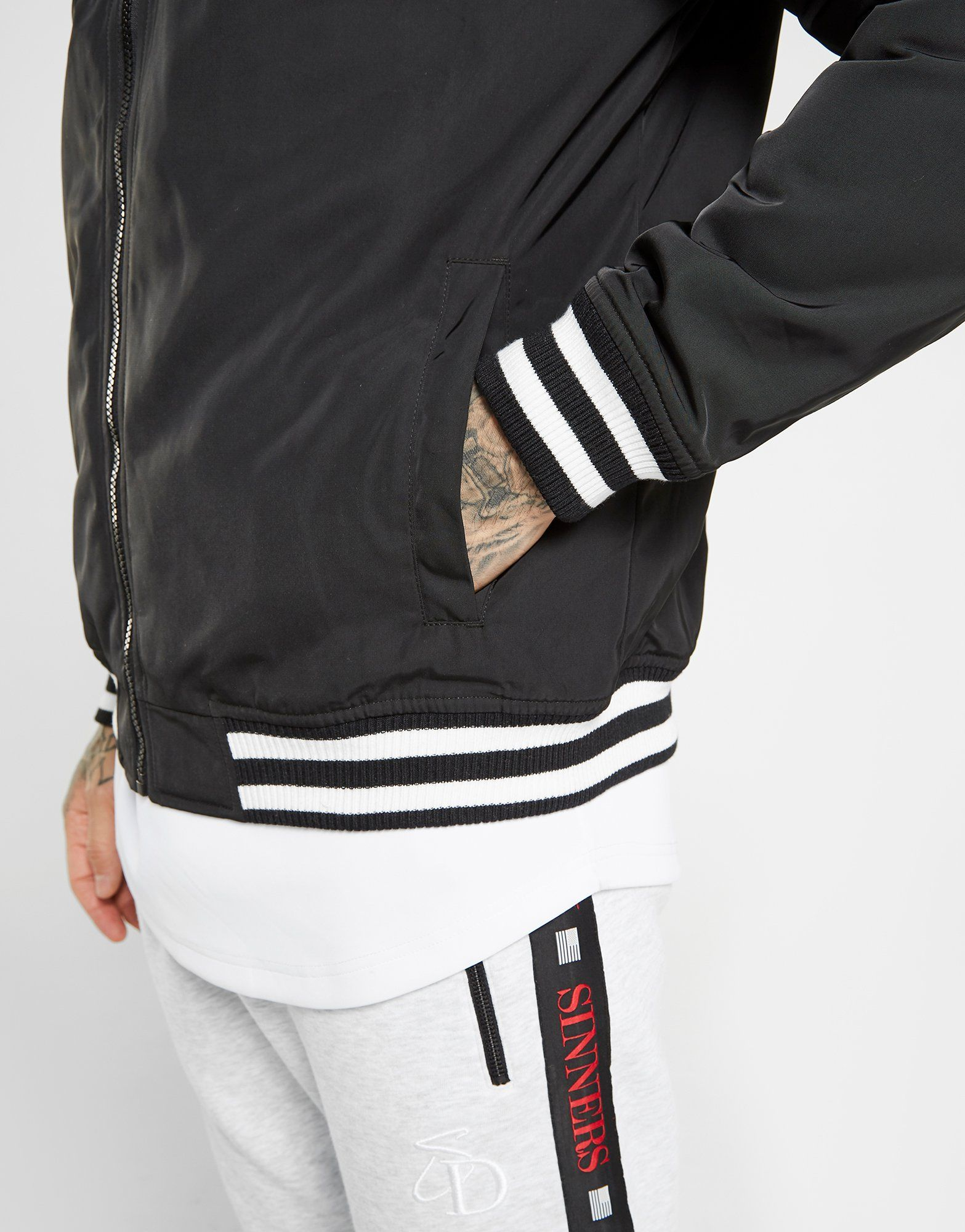 Supply & Demand Ember Jacket