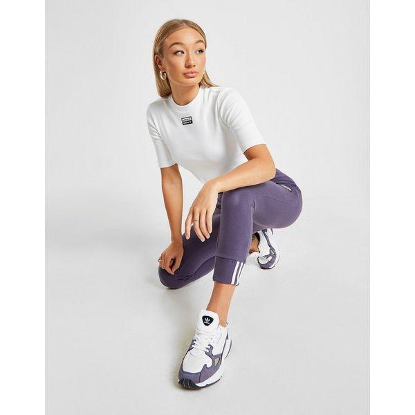 adidas Originals R.Y.V Ribbed Logo T-Shirt