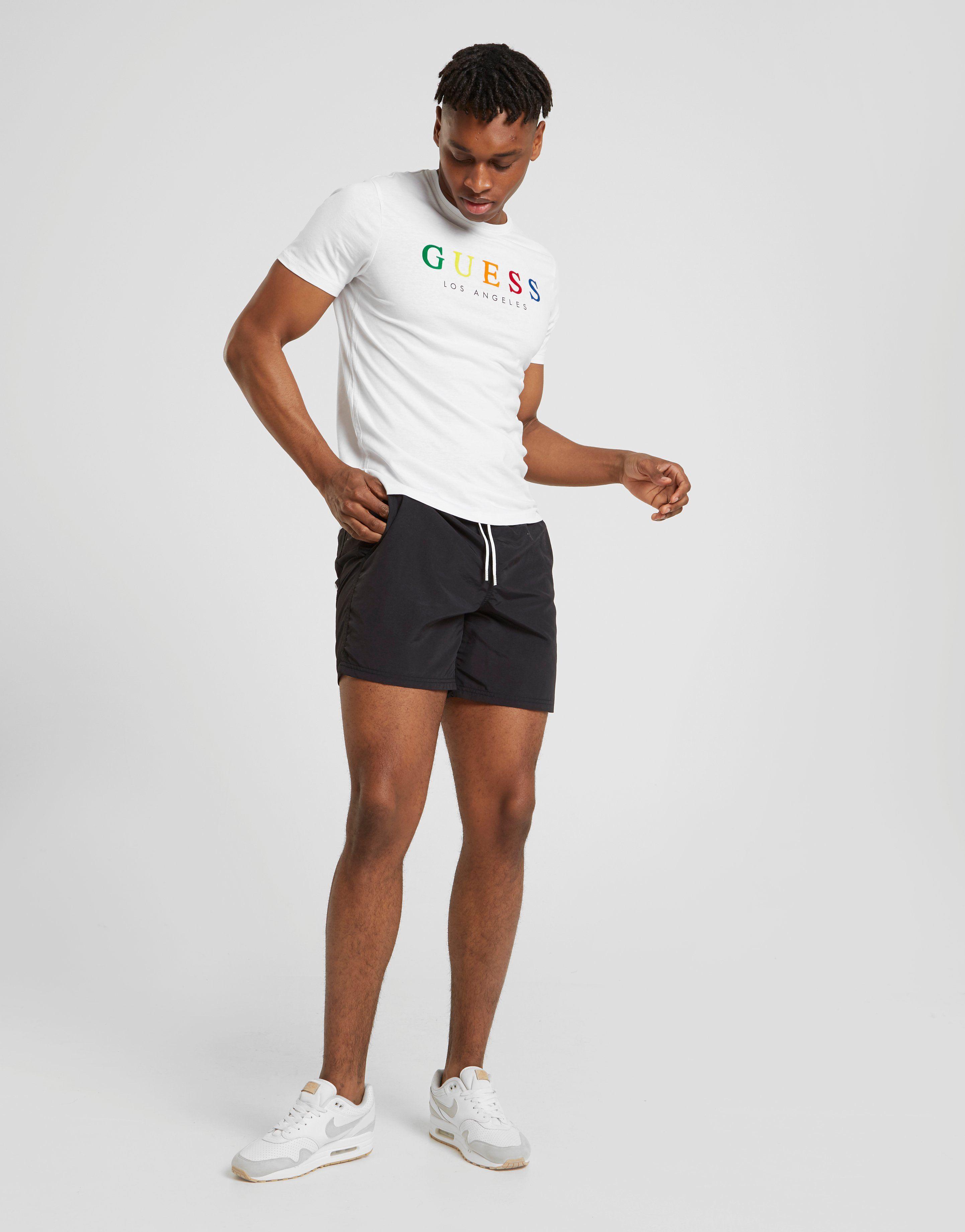 GUESS Rainbow T-Shirt