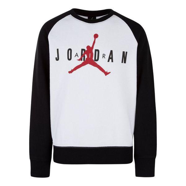 outlet store 27935 a218e JORDAN Jumpman Air Crew Sweatshirt Junior