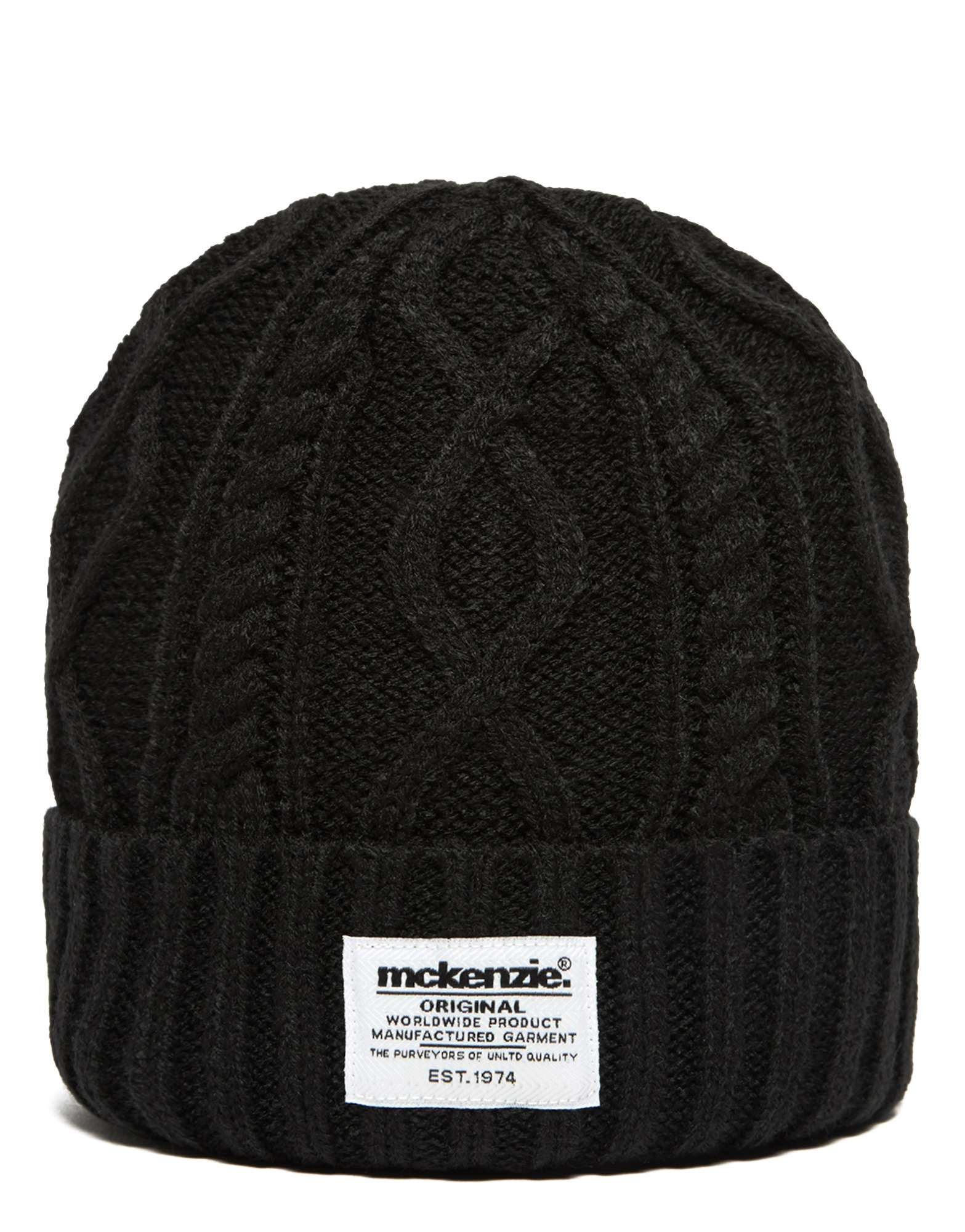 McKenzie Alex Cable Knit Hat