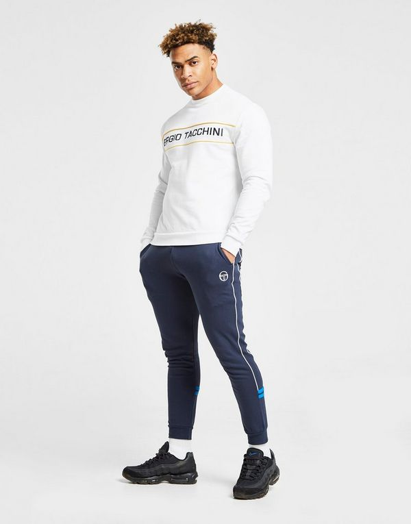 Sergio Tacchini Sweat-shirt Cook French Terry Crew Homme
