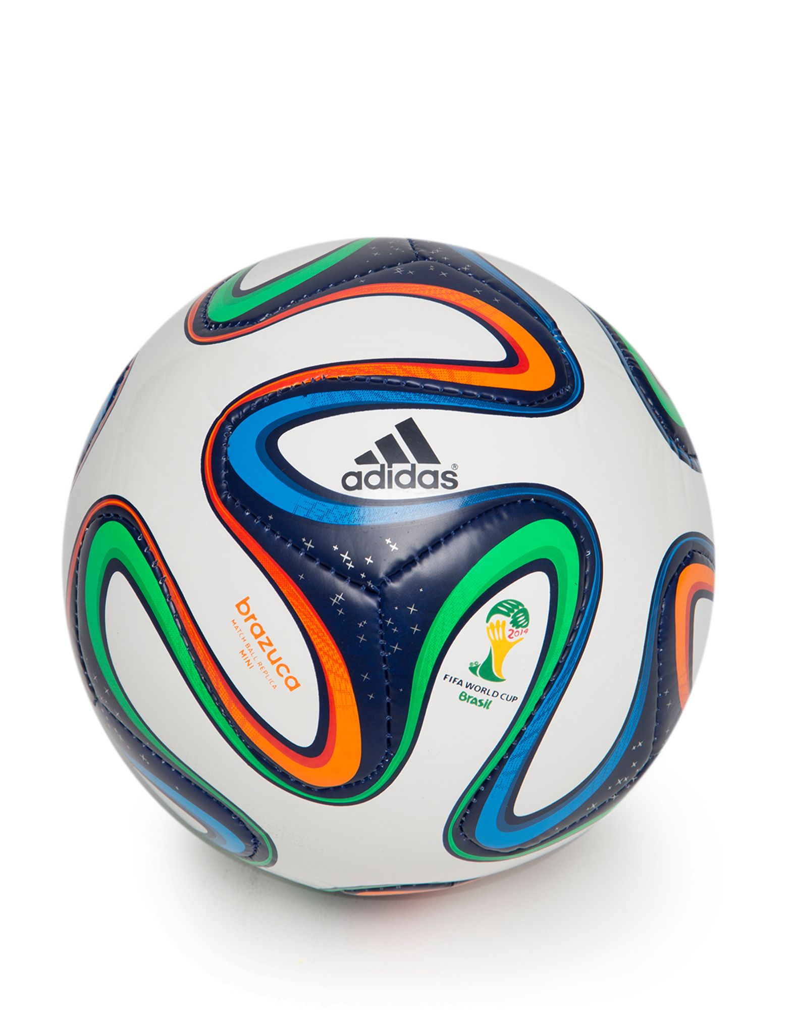 adidas Brazuca FIFA 2014 World Cup Mini Football