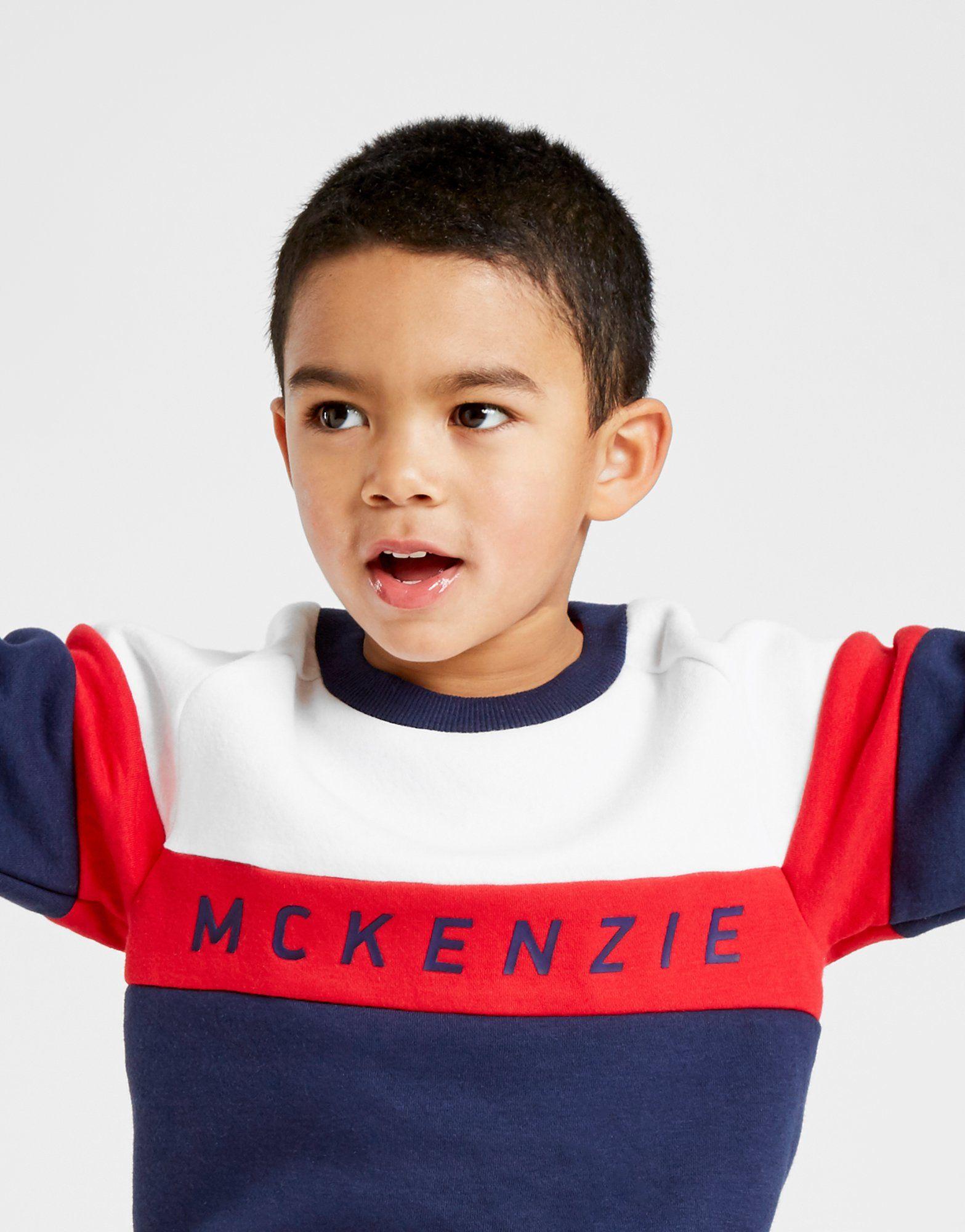 McKenzie Tristan Crew Tracksuit Children