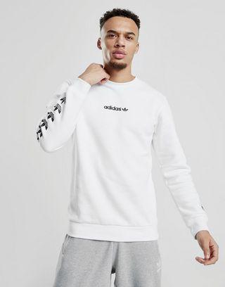 adidas Originals Sweat Tape QQR Crew Homme
