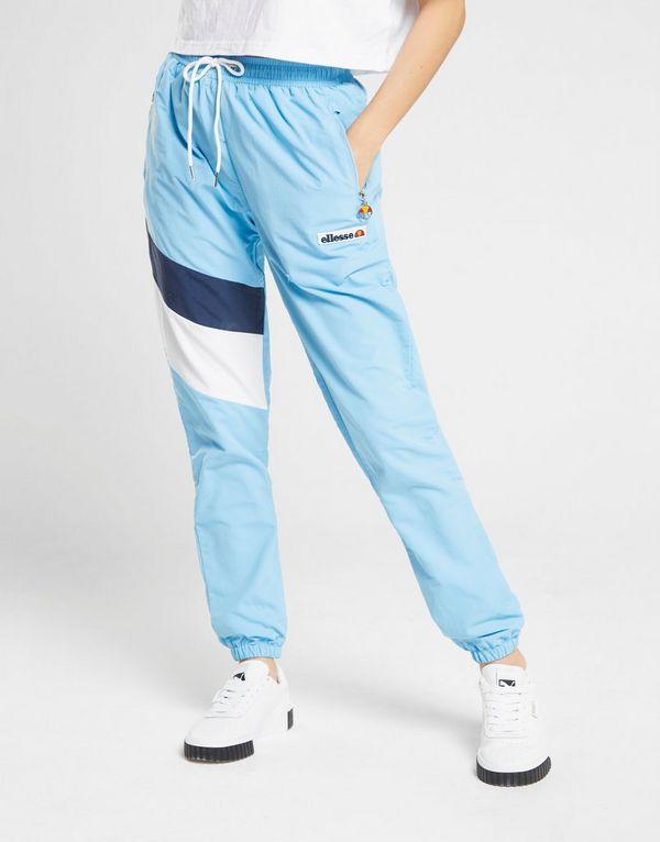 Ellesse Colour Block Woven Pantaloni Sportivi Donna  a77ed47da70