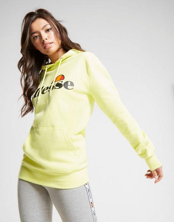 0c7ae81c315b Ellesse Core Boyfriend Logo Hoodie Dames | JD Sports