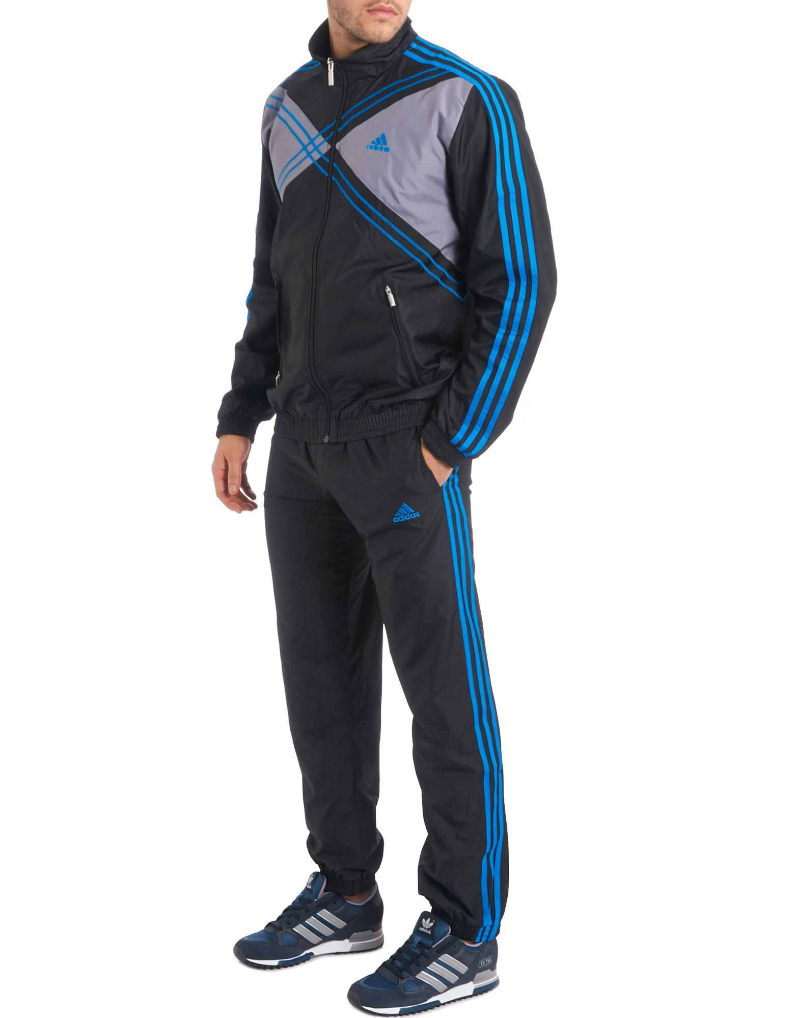 adidas Stripes Tracksuit