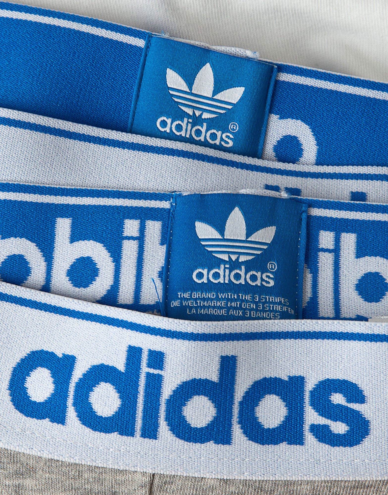 adidas Originals 2 Pack Boxer Shorts
