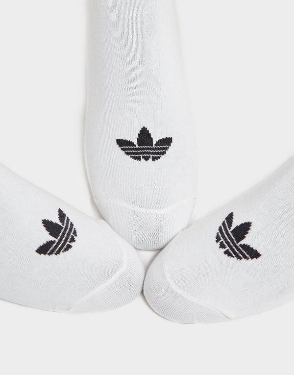 adidas trainer socks womens black