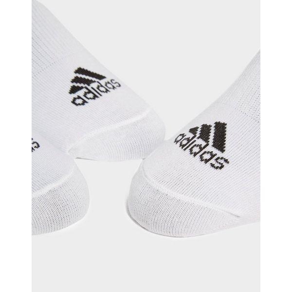 adidas Lot de 3paires de chaussettes Invisible