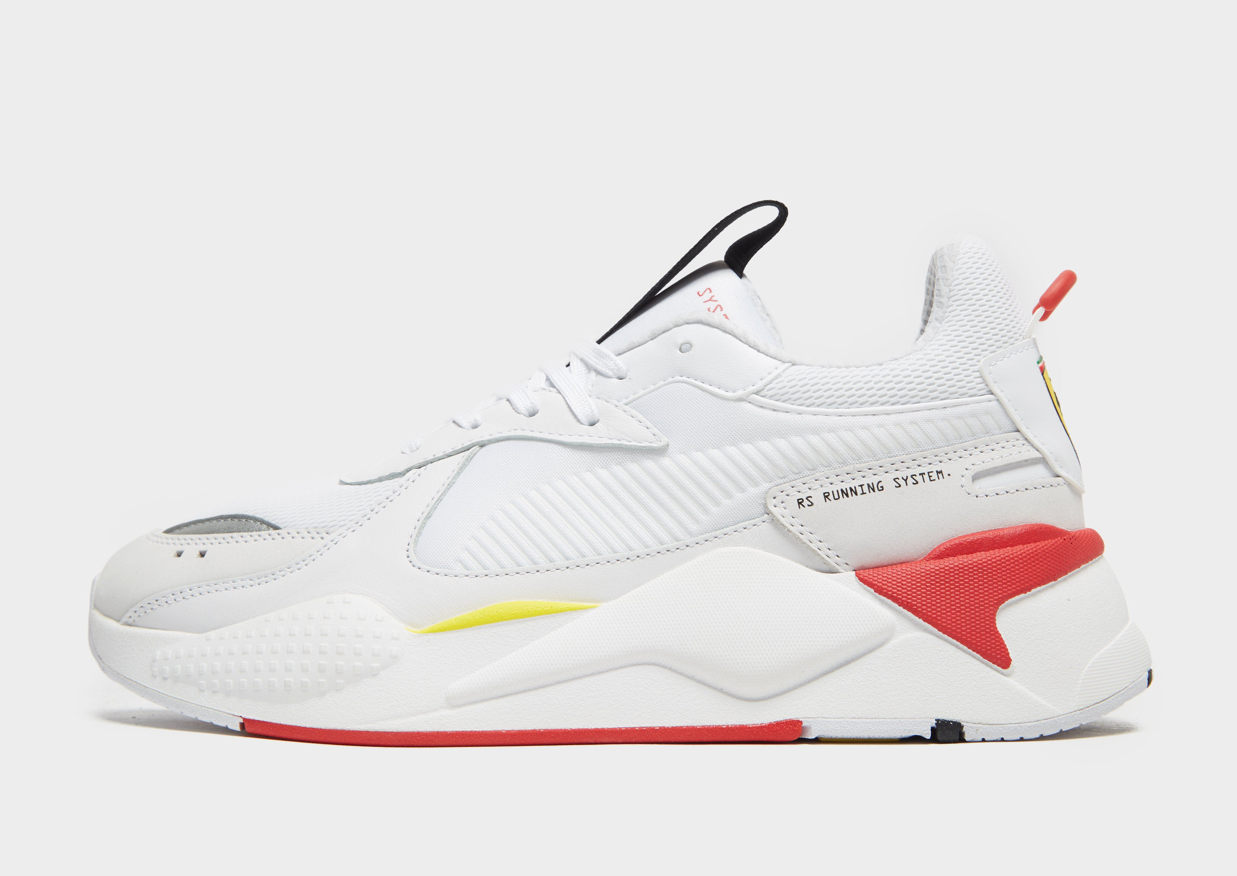 hot sale online 82237 99721 PUMA RS-X Ferrari  JD Sports