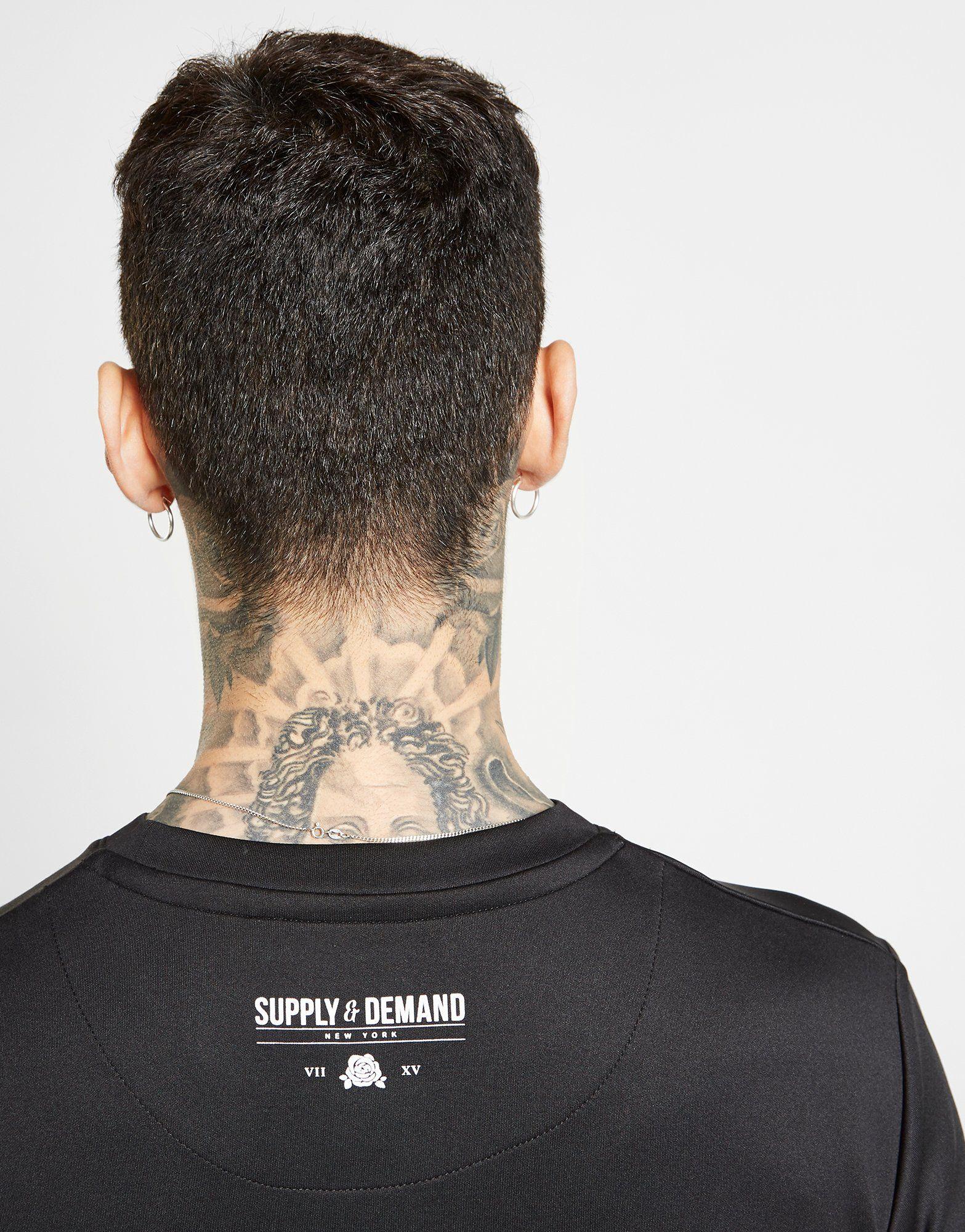Supply & Demand Plush T-Shirt