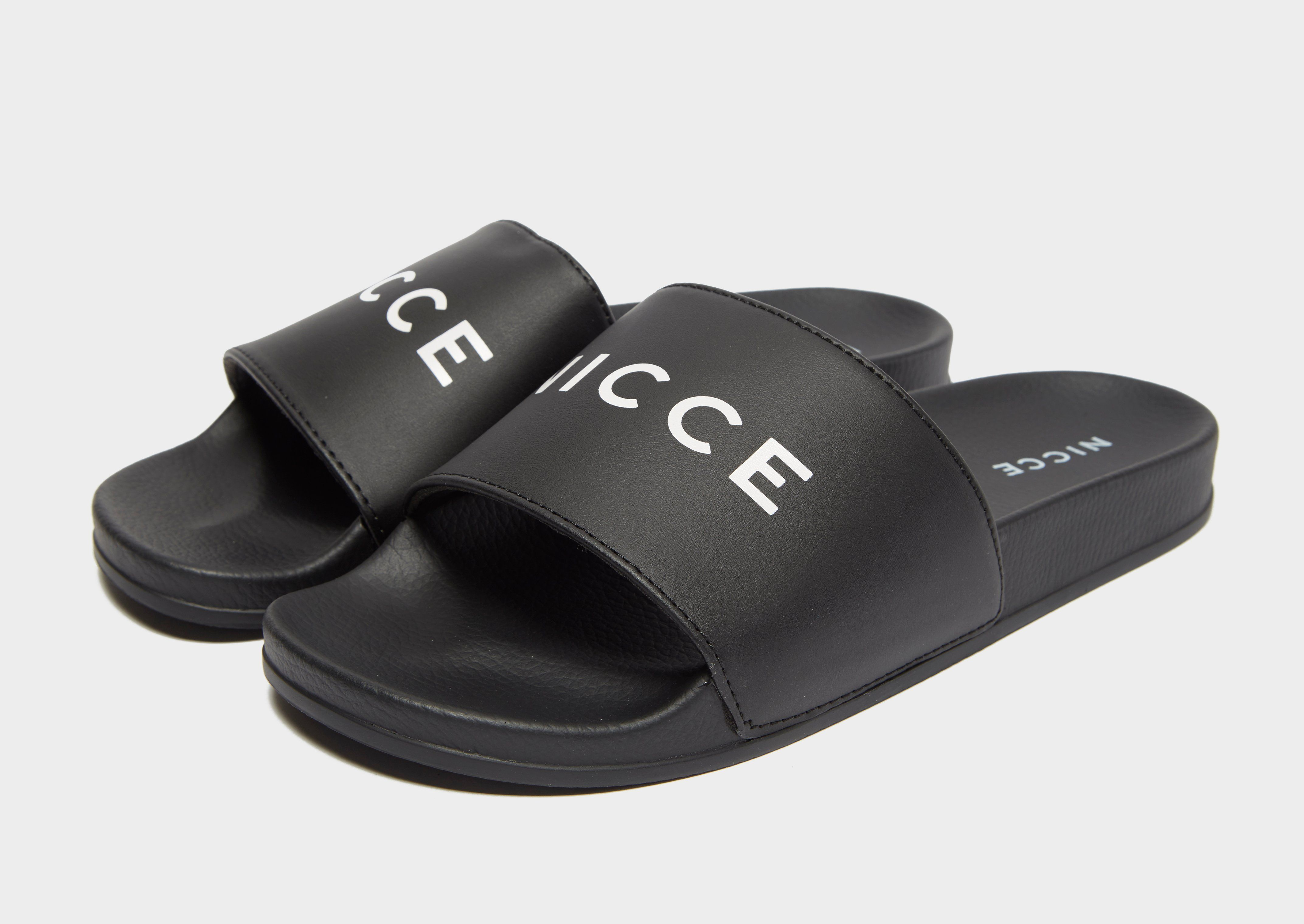 Nicce Core Logo Slides