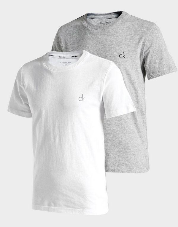 8ecf9ed95732 Calvin Klein 2 Pack T-Shirts Junior