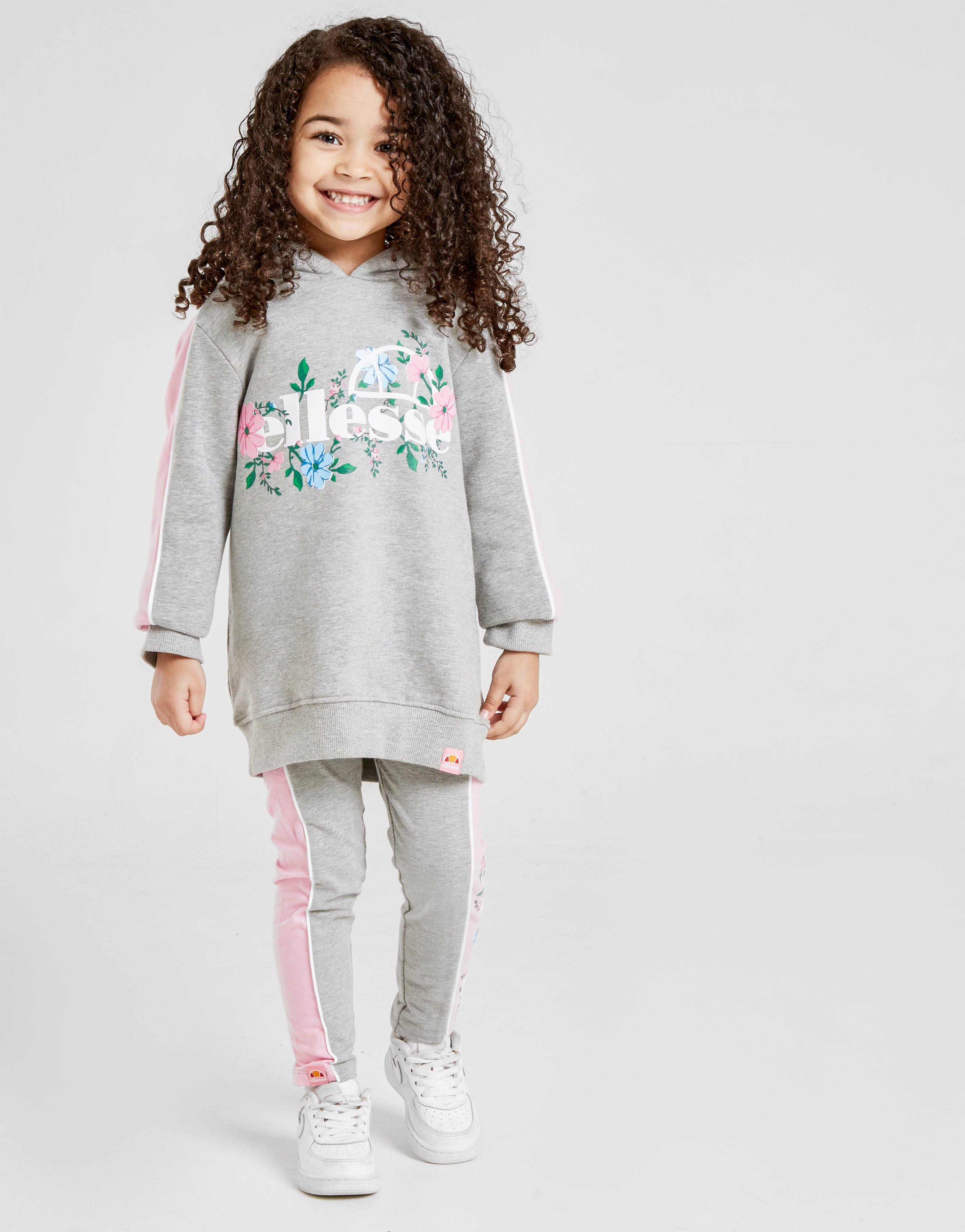 Ellesse Girls' Caro Hoodie/Leggings Set Children