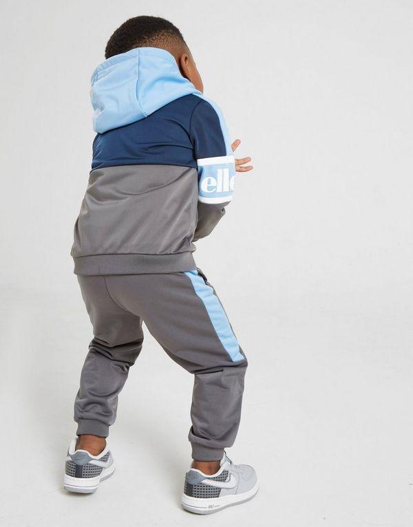 Ellesse Enerio Poly Full Zip Suit Infant