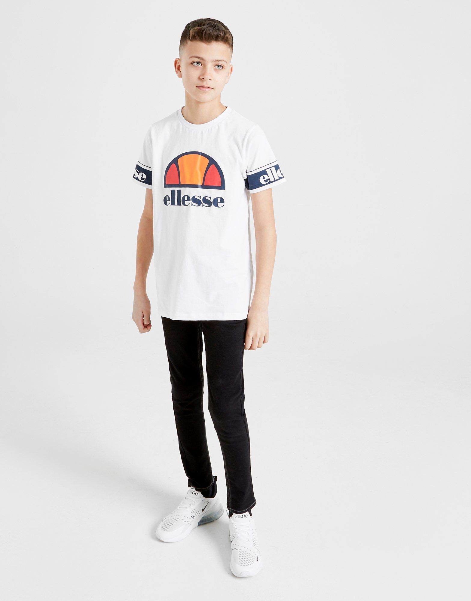Ellesse Cestia Logo T-Shirt Junior