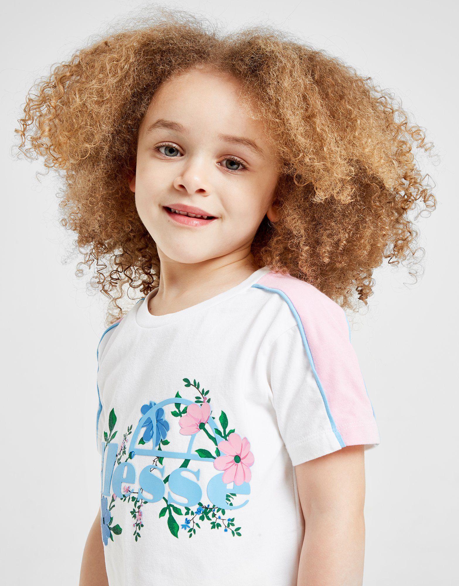 Ellesse T-shirt Ciccio Fille Enfant