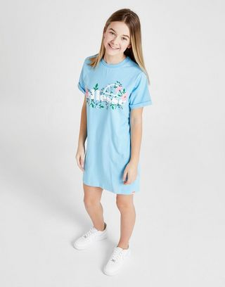 Ellesse Robe T-Shirt Fille Floral Junior