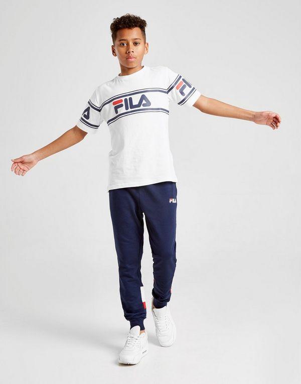 Fila Fila Danni Logo T-Shirt Junior