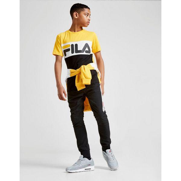 Fila Mick Colour Block T-Shirt Junior