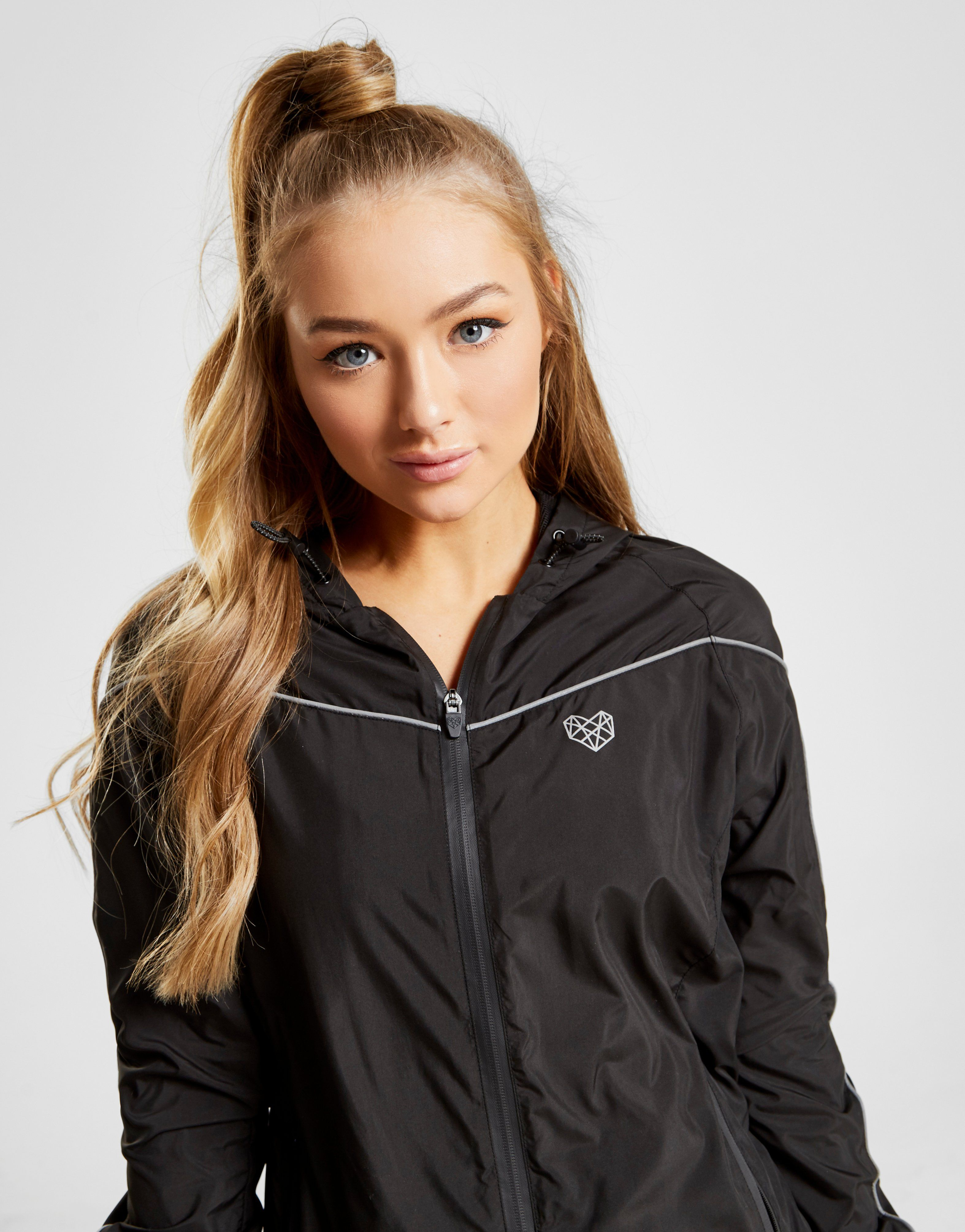 Pink Soda Sport Core Running Jacket