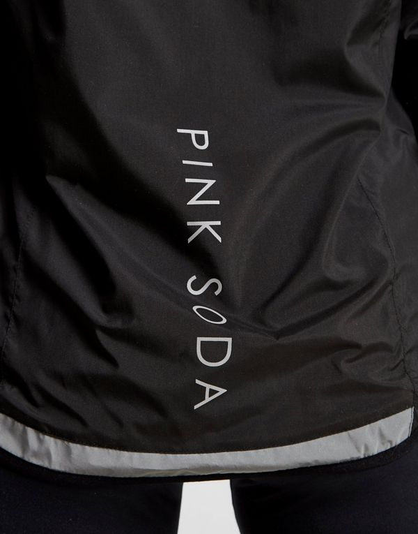 Pink Soda Sport Core Running Jacket